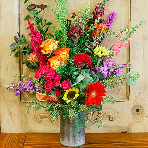 Sweet T Flowers US-Grown Aren't You Precious Bouquet by Sweet T Flowers