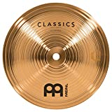 Meinl Cymbals C8BL 8-Inch  Classics Traditional Low Bell