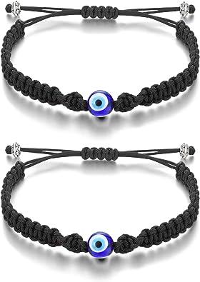 Lucky Eye Bracelet,Gift for Her,Blue Eye Greek Evil Eye Bracelet Dainty Evil Eye Bracelet,Evil Eye Bracelets,Dainty Evil Eye Bracelets