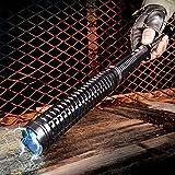 Night Watchman 5-Million Volt Stun Gun Flashlight Baton