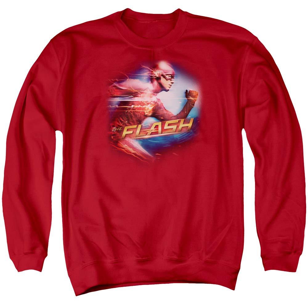 MMM Merchandising The Flash Mens Fastest Man Sweater