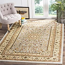 Safavieh Lyndhurst Collection LNH213G Traditional Oriental Medallion Grey and Beige Area Rug (3\'3\