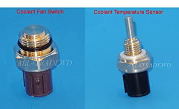 Amazon com: Set of 2 (37760-P00-003 + 37870-PJ7-003)Coolant