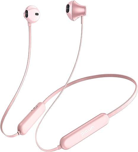 Bluetooth Earphones Usoun Sport Wireless Headphones Amazon Co Uk Electronics