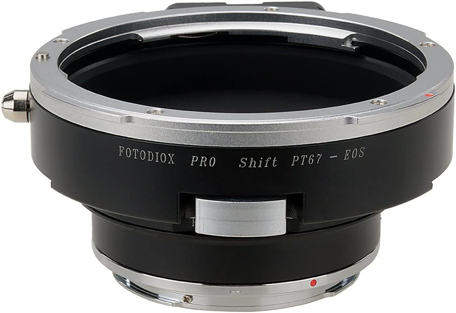 Fotodiox Pro Shift Lens Adapter Compatible With Pentax Kamera