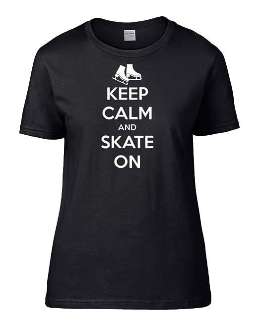Calm Amore Shirt DonnaAmazon T Keep Per Fatcuckoo Skate Da 3JF1lTKc