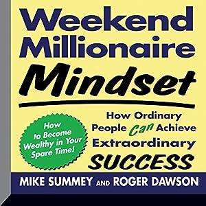 Weekend Millionaire Mindset Speech