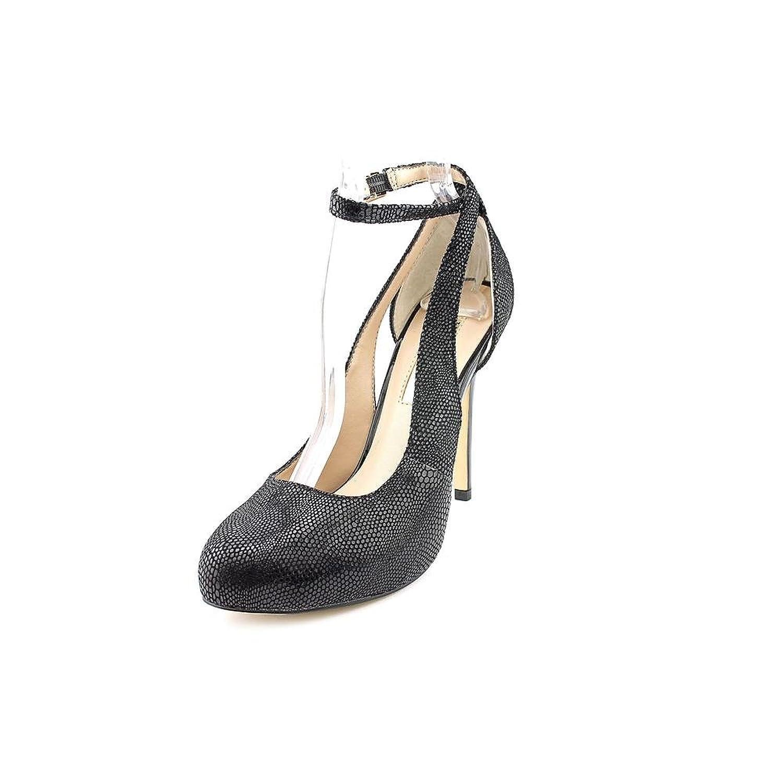 INC International Concepts Lucey Women US 10 Black Platform Heel