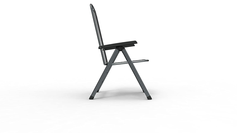 MWH Das Original 879001 klappbarer 5 Positionen Stuhl