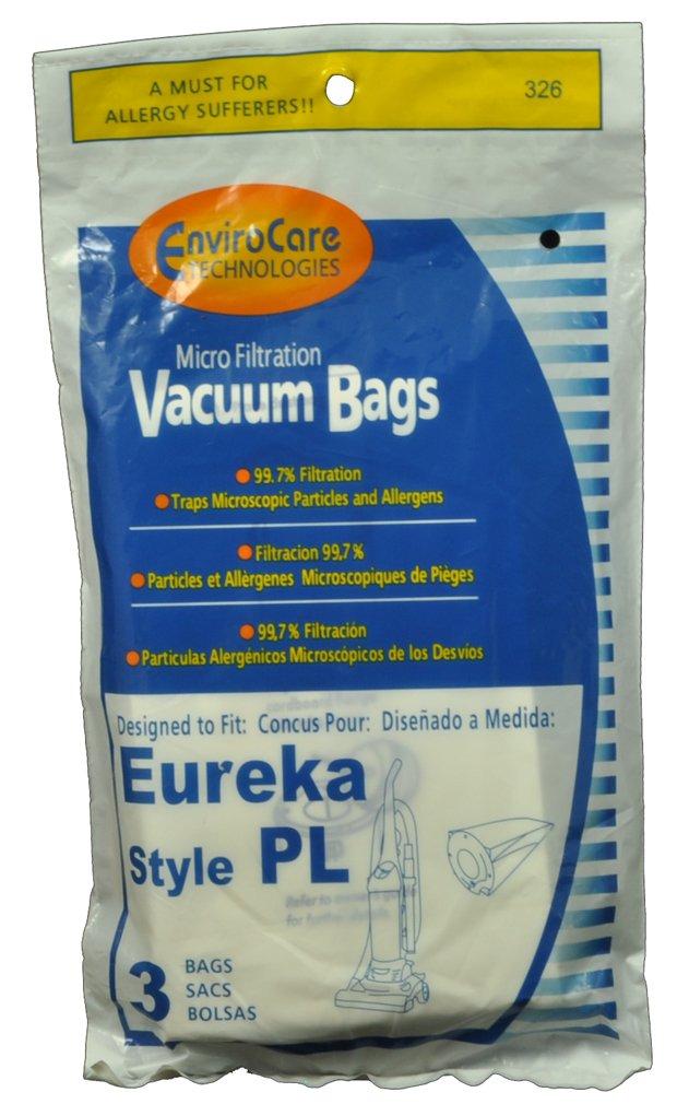 Eureka Style PL Upright Vacuum Cleaner Bags