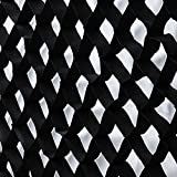 PhotoSEL GDER3X14 Fabric Honeycomb Grid/Egg Crate for SBSR3X14 35 x 140cm Strip Softbox