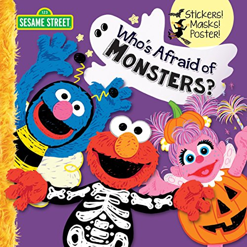 Who's Afraid of Monsters? (Sesame Street) (Pictureback(R)) -