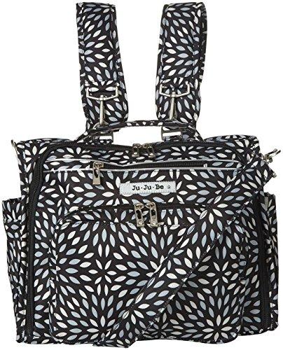 Ju-Ju-Be B.F.F. Diaper Bag - Platinum Petals