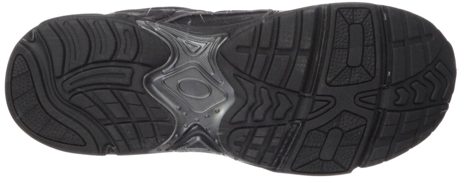 Vionic Women's Walker Classic Shoes, 8 B(M) US, Black by Vionic (Image #3)