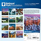 2021 National Park Foundation Wall Calendar: A