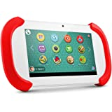 """Ematic FunTab 7"""" HD Quad-Core Kid Safe Tablet with Android 4.2 & Kid Mode, Parental Controls, & Over 50 Apps"""