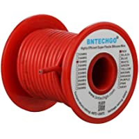 BNTECHGO - Cable de silicona suave y flexible