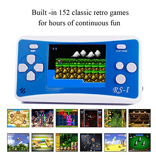 Review Kids' Classic Retro Handheld