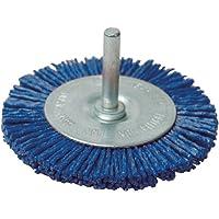 Silverline 217613 - Cepillo circular abrasivo con filamentos