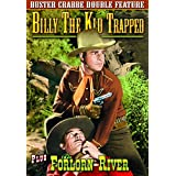 Crabbe, Buster Double Feature: Billy The Kid Trapped (1942) / Forlorn River