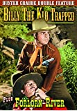 Crabbe, Buster Double Feature: Billy The Kid Trapped (1942) / Forlorn River (1937)