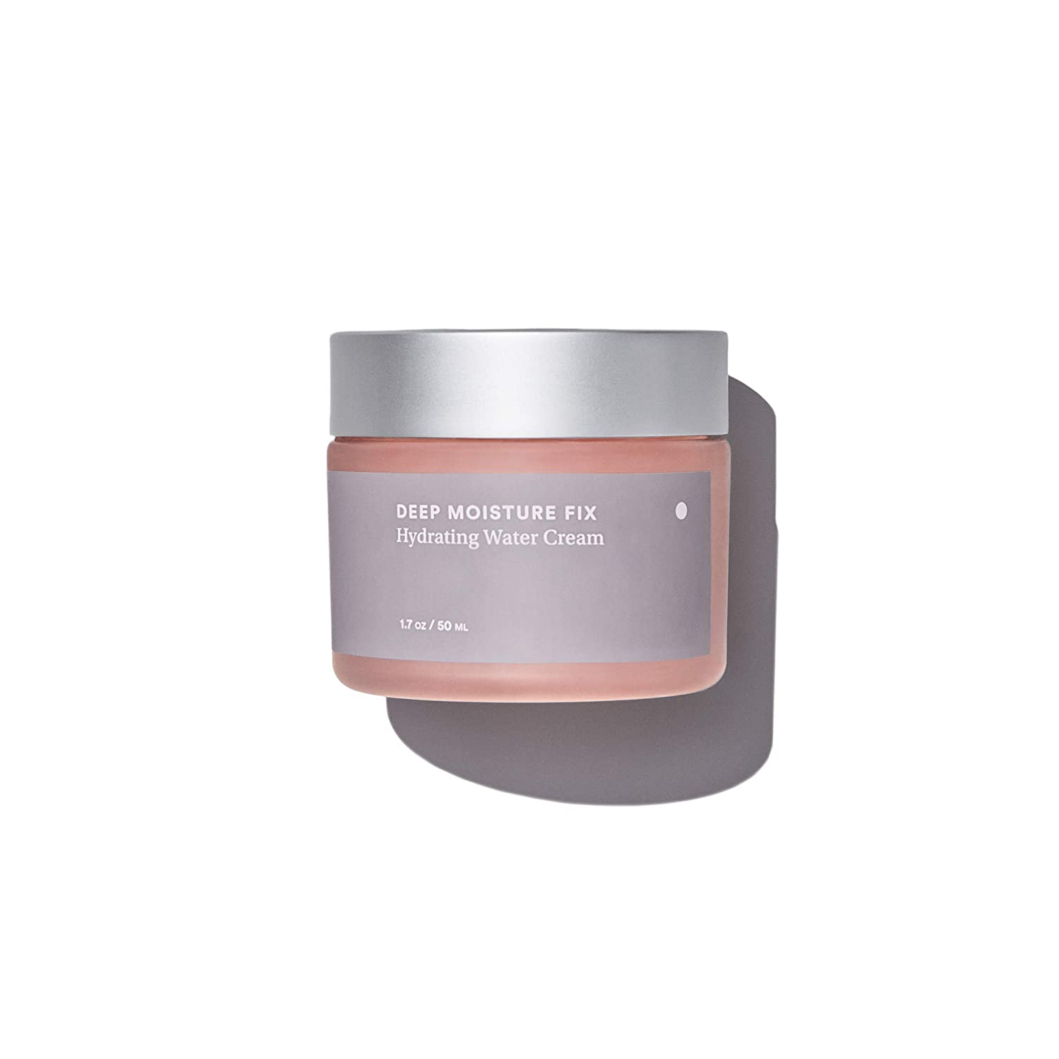 Care Skincare Deep Moisture Fix Hydrating Water Cream- Gel Moisturizer for face, ultra hydrating with Hyaluronic Acid + Aloe + Vitamin C & E + Caffeine, plumps & smooths skin. Day & Night Cream.