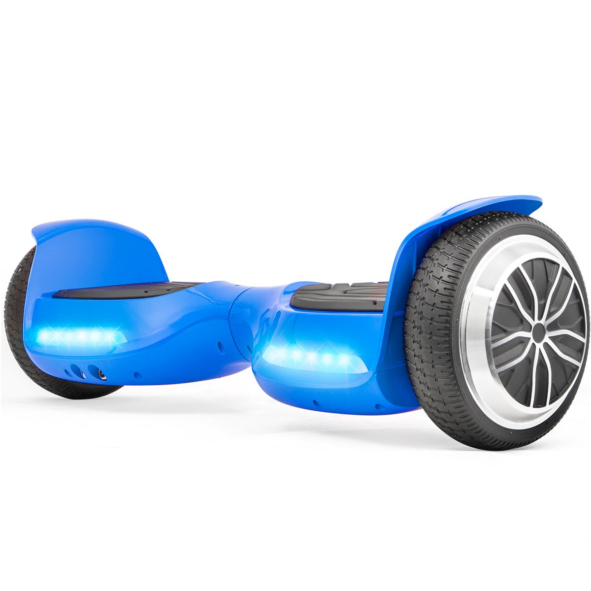 XtremepowerUS 6.5 Inch Self-Balancing Scooter w/ Bluetooth Speaker (Blue) by XtremepowerUS