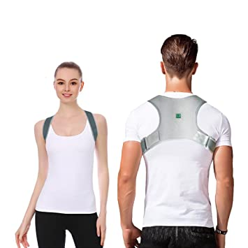 Posture Corrector for Men \u0026 Women That Provide Back Support Brace, Improve Thoracic Kyphosis, Amazon.com: