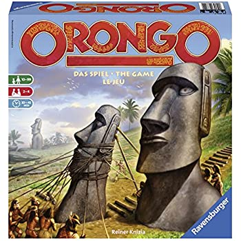 Orongo Family Board Game