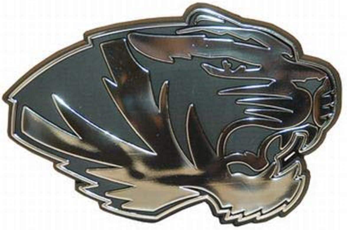 NCAA Missouri Tigers Car Trailer Hitch Cover