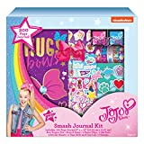 Nickelodeon JoJo Siwa Journal Set Smash Journal Kit for Girls w/Stickers & Stamps