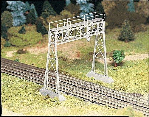 Bachmann Trains Signal Bridge - Silver [parallel import goods] -