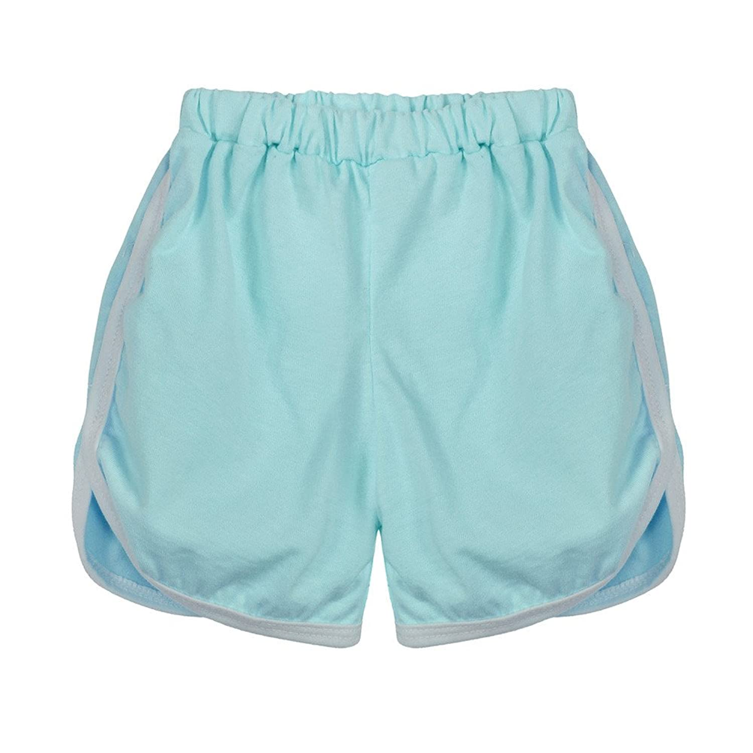 0c3336e287 Clearance Sale! Fashion Summer Clothes Children Cotton Shorts Boys And Girl  Baby Pants ☆❤womens bathing suits shorts lifting shorts boy shorts girls  white ...