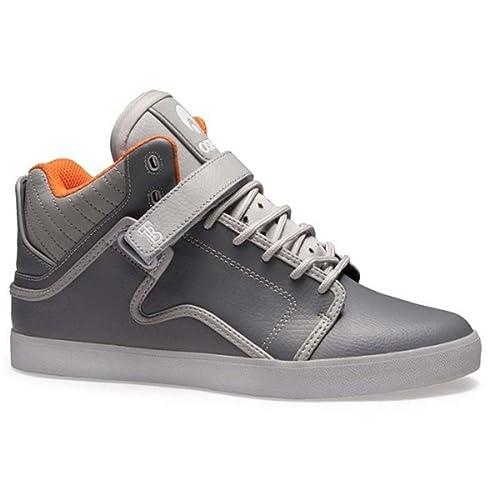 Osiris - Zapatillas para hombre, color gris, talla 44: Amazon.es: Zapatos y complementos