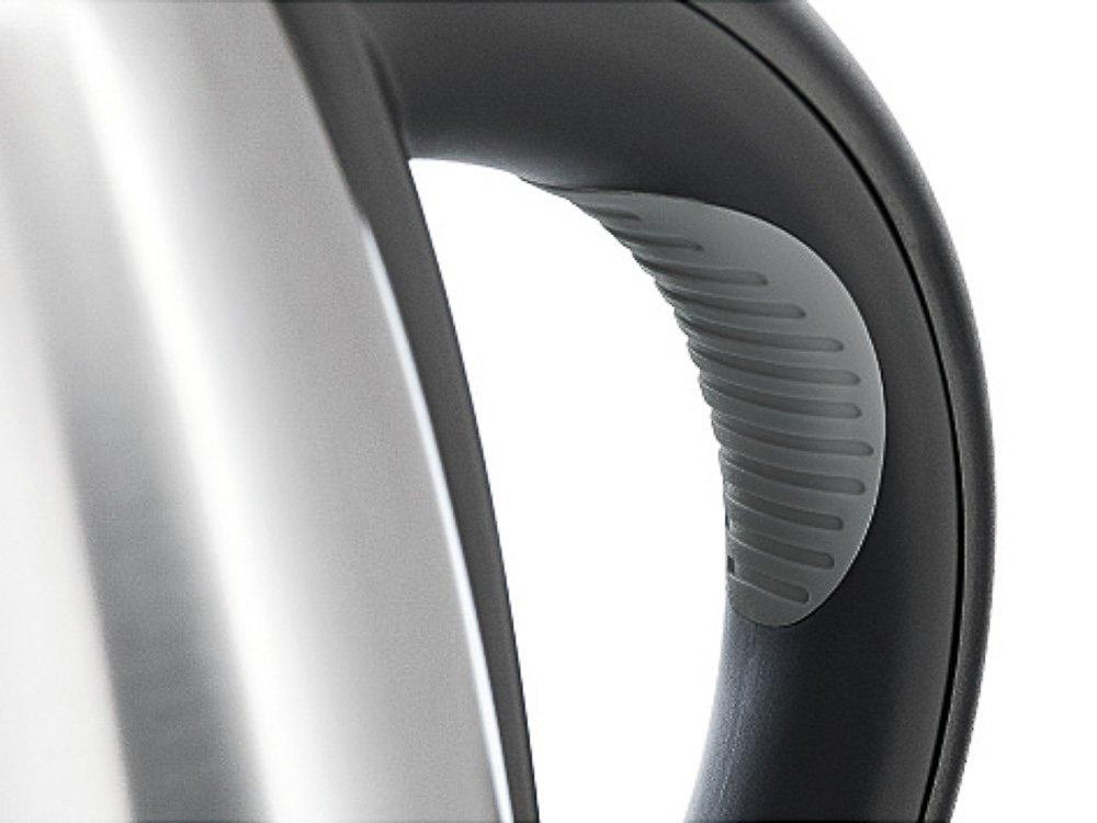WMF Hervidor Stelio - Hervidor de agua eléctrico 2400 W de 1,2 l de capacidad, acabados de acero inoxidable de Cromargan mate: WMF: Amazon.es: Hogar