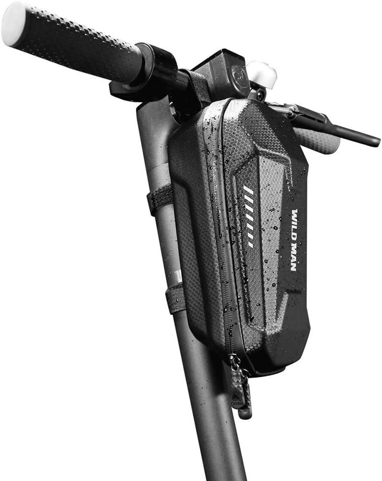 3L Sac de Rangement /étanche EVA pour Shell Xiaomi M365 Sac Avant de Scooter de Grande capacit/é 2L PopHMN Sac de Guidon