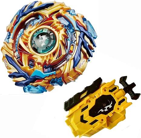 Beyblade BURST Toys B-79 Starter Drain Fafnir.8.Nt With Launcher Kids Xmas Gifts