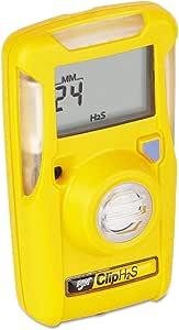 Honeywell Technologies H2s Gas Detector BW Clip Single Monitor BWC2-H