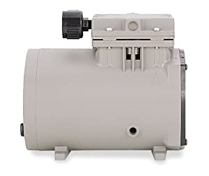 Piston Air Compressor/Vacuum Pump 1/8HP