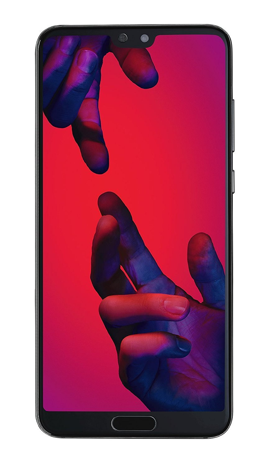 "Huawei P20 5.8"" Single SIM 4G 4GB 128GB 3400mAh Black - Smartphones (14.7 cm (5.8""), 128 GB, 12 MP, Android, 8.1, Black)"