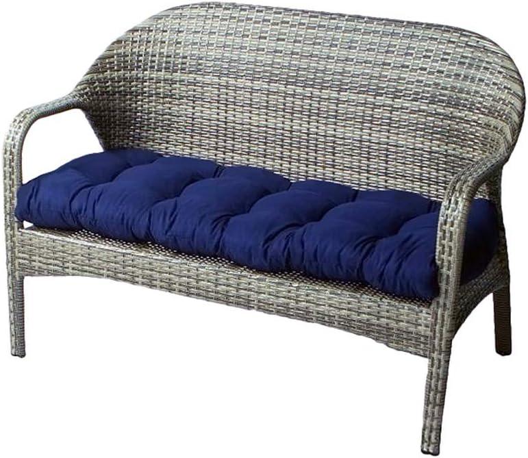 WAQIA Indoor/Outdoor Loveseat Cushion, 51