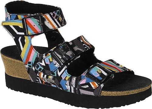 ed5ff6e8f64 Papillio Women s Fashion Sandals Multicolour Size  5  Amazon.co.uk ...