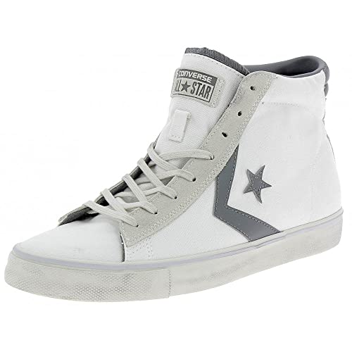 sneakers uomo converse bianche
