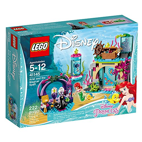 LEGO Ariel and the Magical Spell 41145 Building Kit (222 Piece) JungleDealsBlog.com