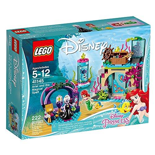 LEGO Ariel and the Magical Spell 41145 Building Kit (222 Piece) JungleDealsBlog.com