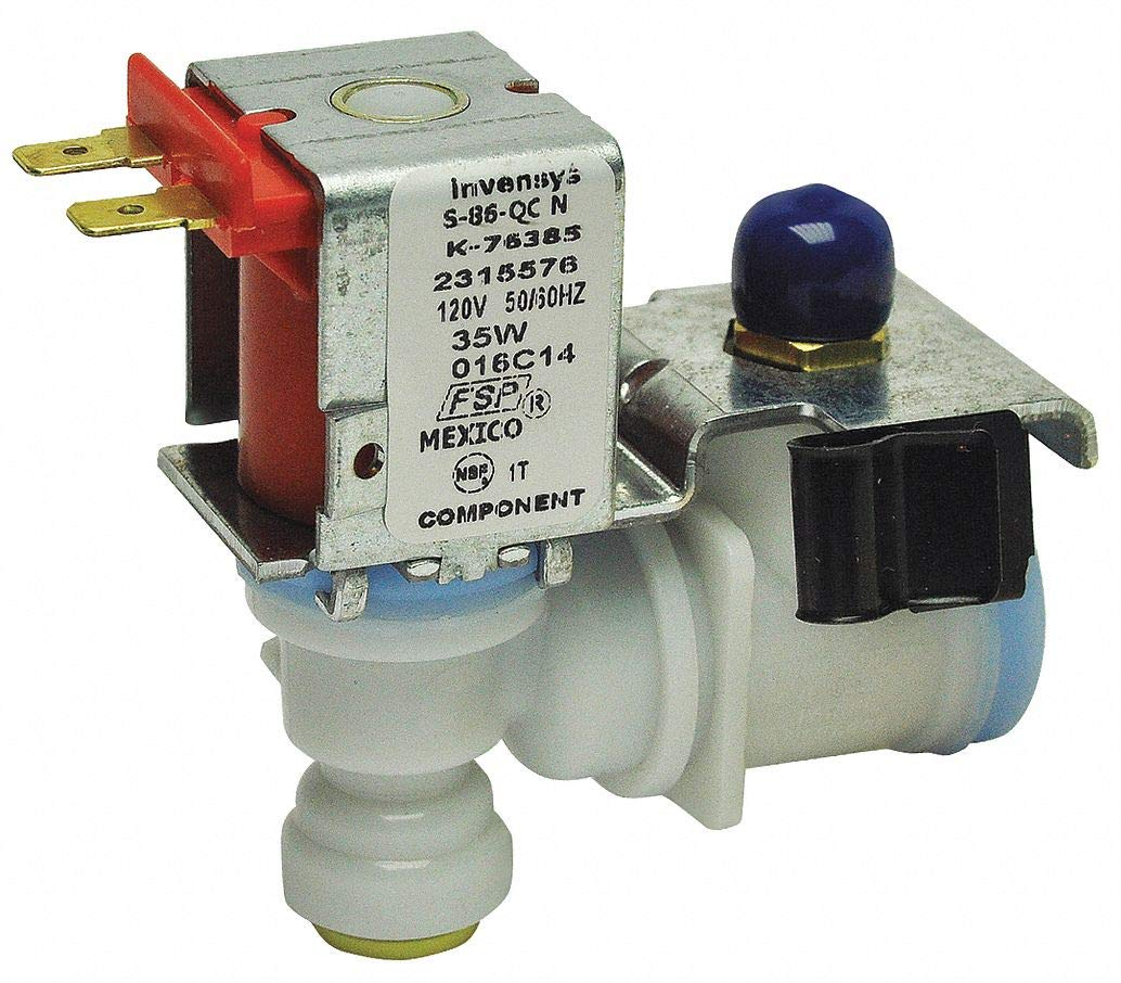 Commercial Ice Maker Water Valve
