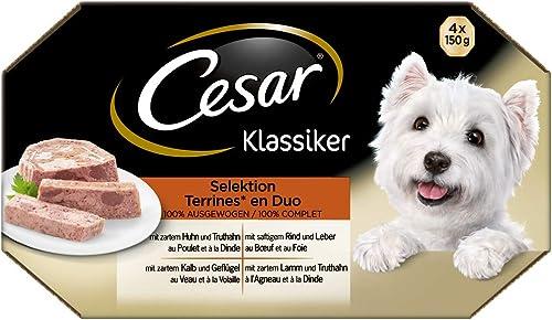 Cesar-Hundefutter-Nassfutter-Klassiker