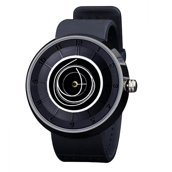 Relojes de Gift/rotación/Tridimensional/llama/La placa giratoria de relojes personalizados