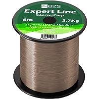 BZS Expert Nylon Linea de Pesca Monofilamento Carpa