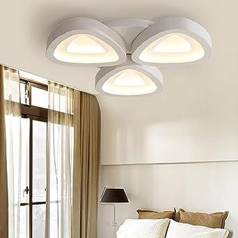 Lozse Moderne Wohnzimmer-Leuchten LED-Deckenleuchte Schlafzimmer ...